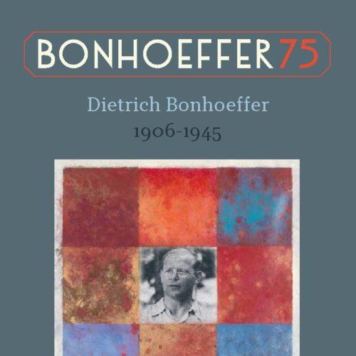 bonhoeffer BOEKJE