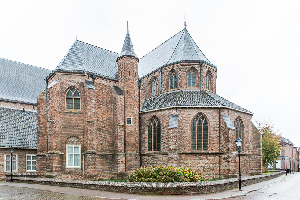 Grote of Barbarakerk
