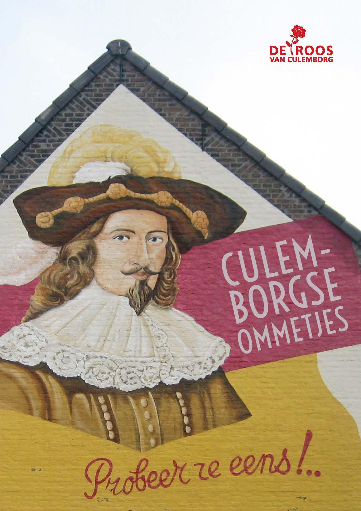 Culemborgse Ommetjes - boekje