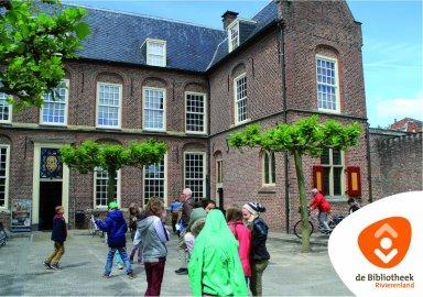 Bibliotheek Culemborg in Het Weeshuis